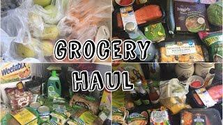 #16 Grocery Haul | Ocado | GreenGrocers