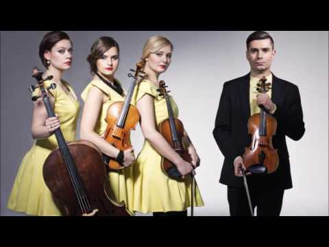 The Time Quartet - Libertango arr  for string quartet