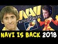 NAVI IS BACK — BEST 2018 BASE RACE Comeback DENDI RAPIER