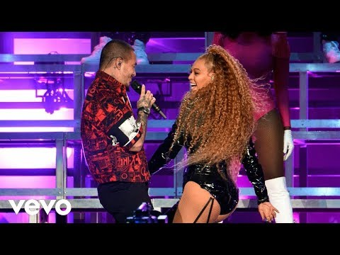 Beyoncé ft. J Balvin -  Mi Gente Remix Coachella 2018 | Second Week