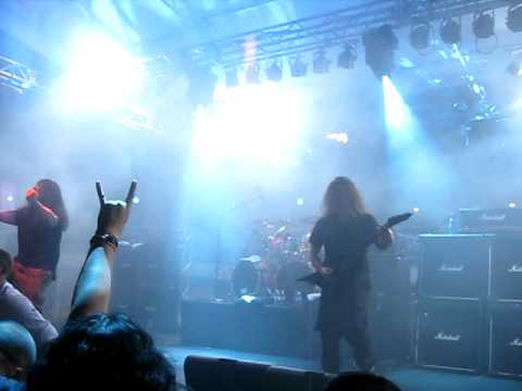 Kataklysm - Prevail - 70,000 Tons of Metal - Live