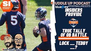 Insiders Share True Scorecard in Drew vs Teddy Battle Huddle Up Podcast