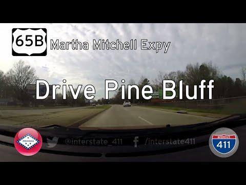 US Highway 65B - Pine Bluff - Arkansas | Drive America