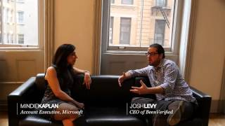 josh levy ceo of been verified