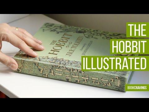 The Hobbit | Jemima Catlin Illustrations | BookCravings