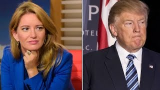Trump Singles Out Reporter Katy Tur During Rally, Kellyanne Conway Responds With a Big 'Meh'