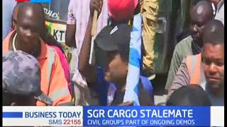 Coast economy has been affected following the Government directive to haul goods via SGR