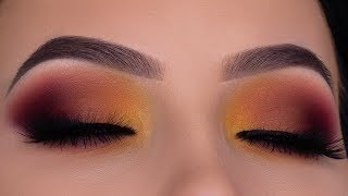 Fall Smokey Eyes Tutorial | Autumn Makeup