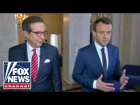 Macron on the best and worst aspects of leading France