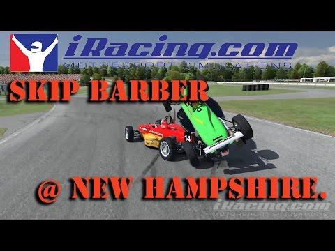 Skip Barber @ New Hampshire