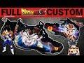 Full Custom | Ultra Instinct Dragon Ball Z Foams by Sierato