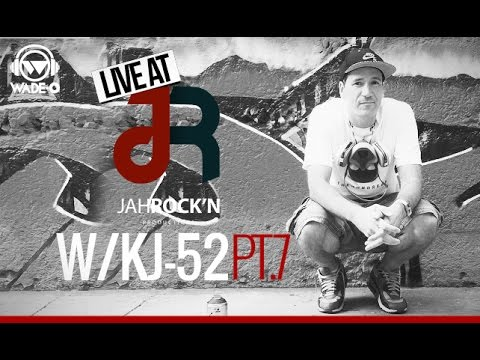 KJ-52 Talks About New Music for 2015   Live @ JahRock'n S3E16 Pt7