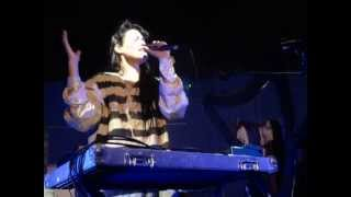 CocoRosie - End Of Time (Live @ Oval Space, London, 30/09/13)