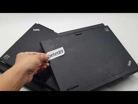 SaleVlog Betet89 Lenovo ThinkPad X230t Tablet Edition Pesanan Agan Roma