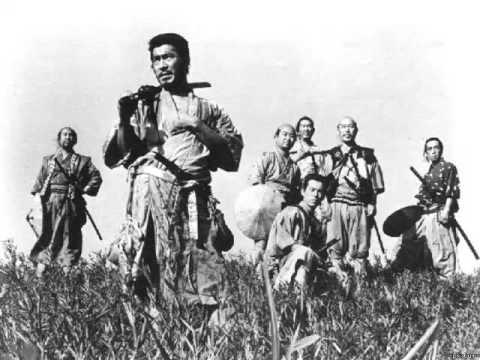 Семь самураев музыка из фильма