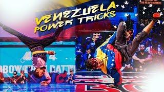 AMAZING VENEZUELA POWER TRICKS 🇻🇪 BEST BBOYS