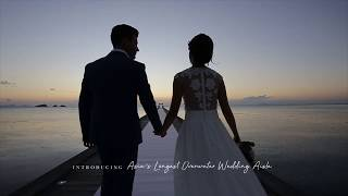 "InterContinental® Koh Samui Resort - ""Asia's Longest Over Water Wedding Aisle"" - Official Video"