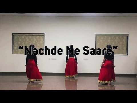 Best Dance Cover On Nachde Ne Saare || Baar Baar Dekho ||