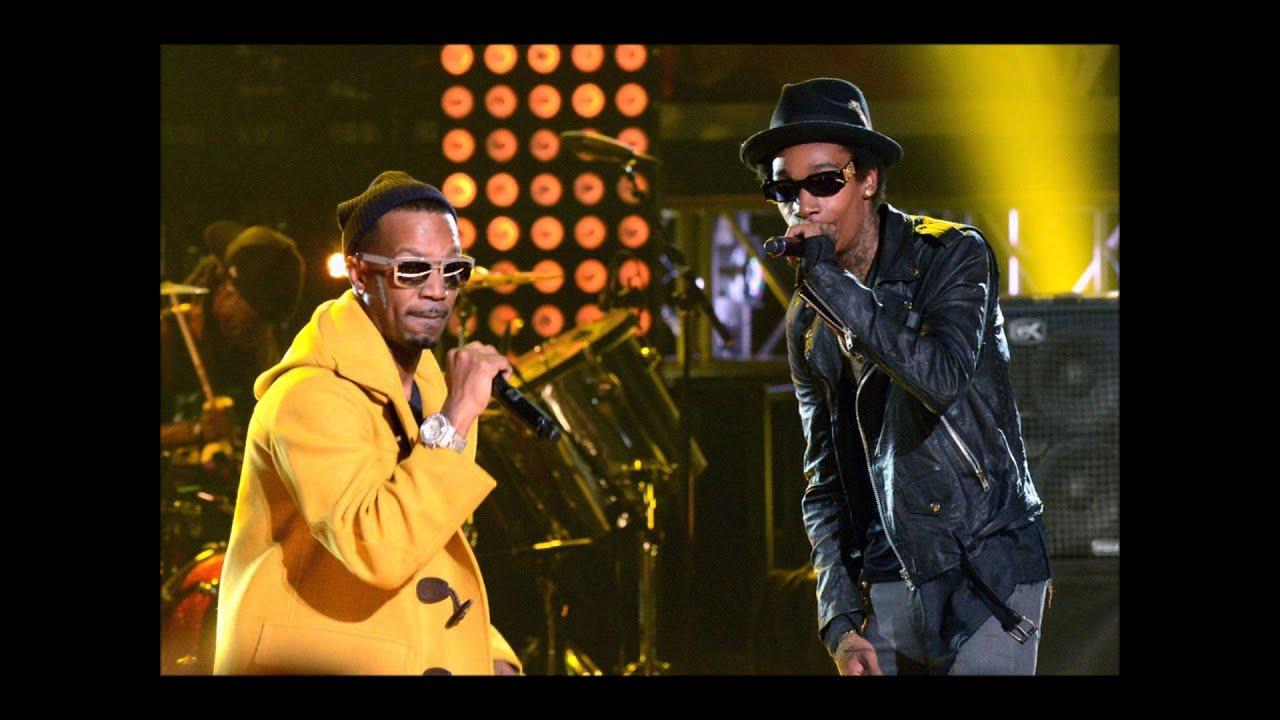 Juicy J Wiz Khalifa Shootin