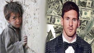 10 Futbolistas que nacieron en la pobreza y ahora son millonarios | Segunda Parte thumbnail
