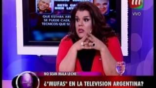 Debate ¿Mufas en la televisión argentina?