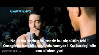 8 Mile Eminem vs Papadoc Komik Türkçe Altyazı