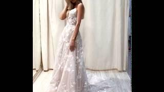 Юлия Щаулина выбирает платье для венчания))
