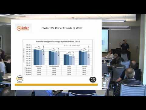 State of Renewable Energy - Solar PV