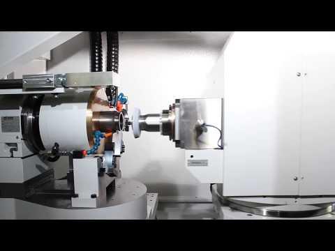 DANOBAT - Bearing grinding machine