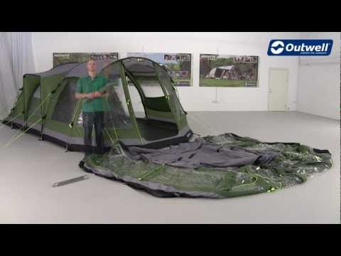 Outwell Tent Concorde L Funnydog Tv
