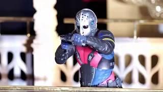 Команда Стрелы против Онукс в сериале