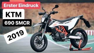KTM 690 SMCR 2019 - Schaltautomat & Wheelie POWER!