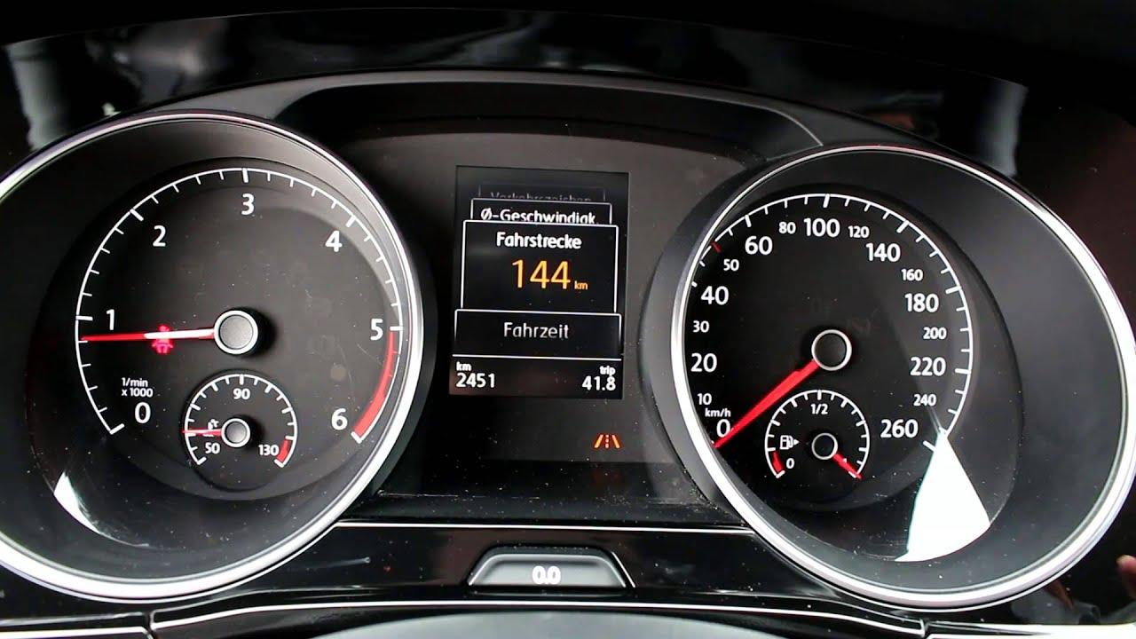 Vw Touran 2018 >> 10 VW Touran - Infotainmentsystem - Multifunktionslenkrad und Hupe - YouTube