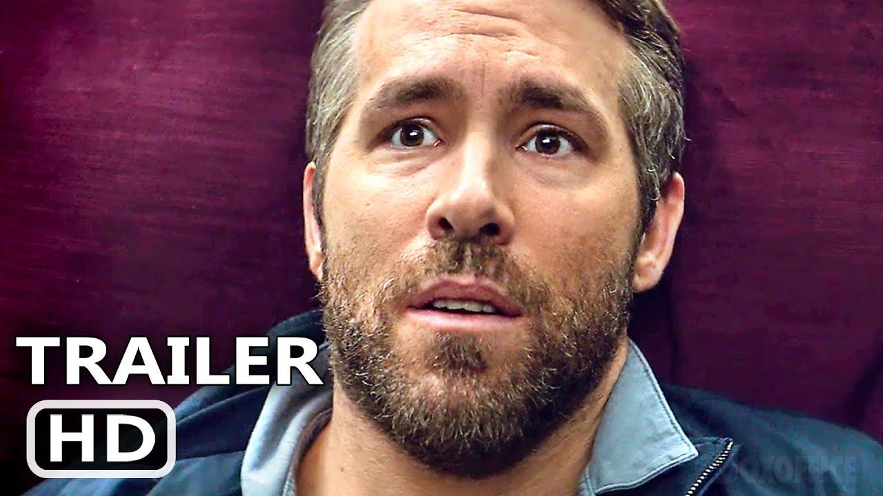 Download HITMAN'S WIFE'S BODYGUARD Trailer (2021) Ryan Reynolds, Samuel L. Jackson, Salma Hayek Movie