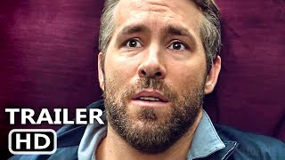 HITMAN\'S WIFE\'S BODYGUARD Trailer (2021) Ryan Reynolds, Samuel L. Jackson, Salma Hayek Movie