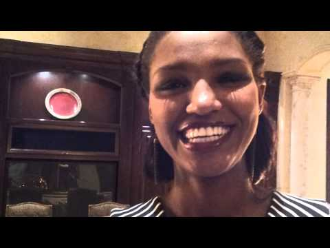Greetings from the first Ethiopian Jewish Miss Israel, Yityish Aynaw!