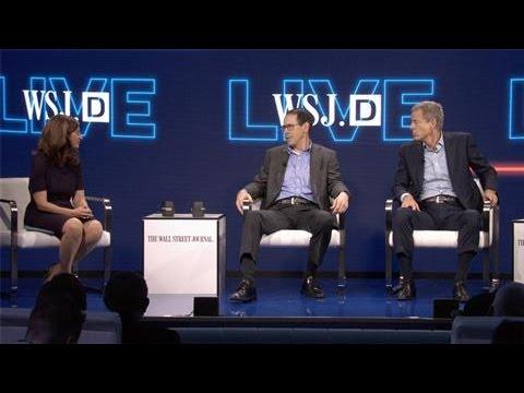 AT&T, Time Warner CEOs Respond to Antitrust Concerns
