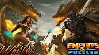РЕВАНШ! Валидольная война 7Г vs WF Empires & Puzzles: RPG Quest