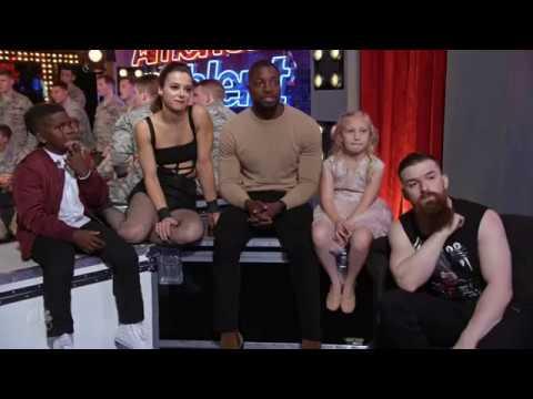 America's Got Talent 2017 Quarter Finals Recaps Behind  the Scene & Judges Reactions  Part 1
