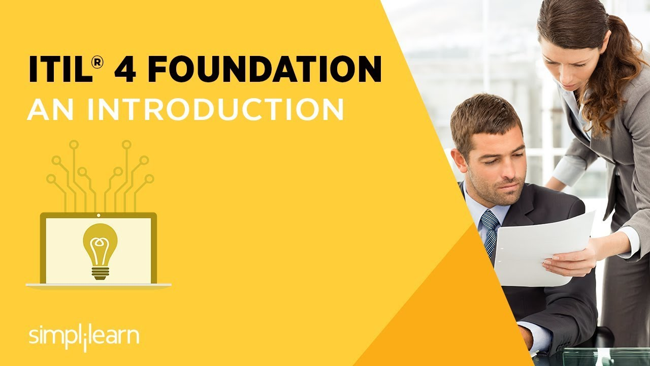 ITIL Certification Training | ITIL 4 Foundation Course Online