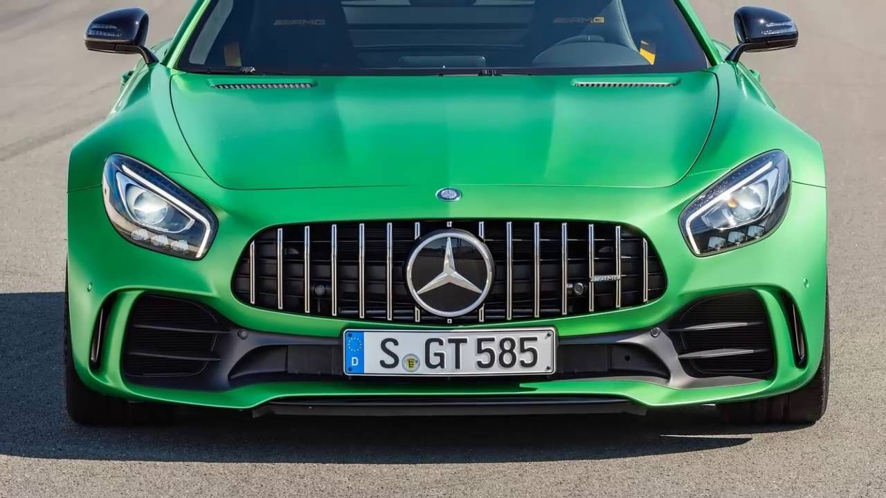 mercedes benz amg gt r 2017 realese date - youtube