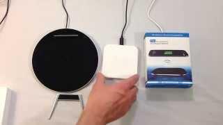 Aukey/Choetech Qi Wireless Charging Comparisons! (Nexus 6)
