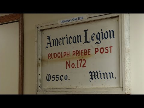 Osseo/Maple Grove American Legion Turns 100