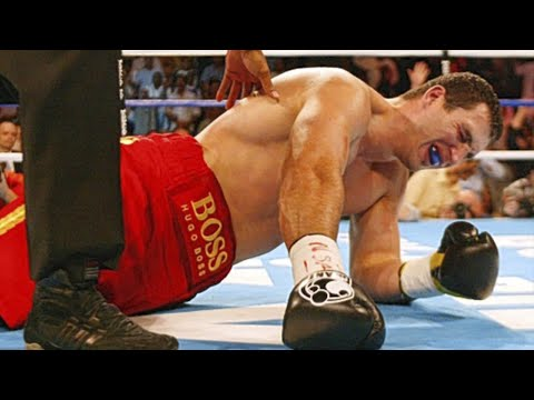 Heavyweight Upsets in Boxing History