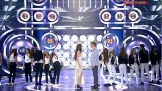 JESC 2012 Russia: Катя Рябова и Эрик Рапп - Chemistry