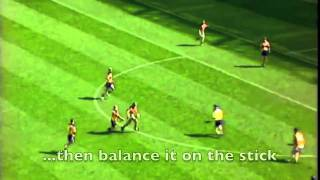 Hurling - The Fastest Game on Grass (short version)
