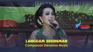 "Campursari - Langgam Sesideman ""CAMPURSARI DENANSA MUSIC"""