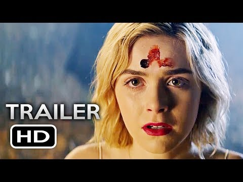 CHILLING ADVENTURES OF SABRINA   2018 Netflix TV Series HD