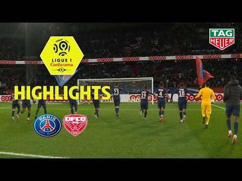 PSG Dijon Goals And Highlights