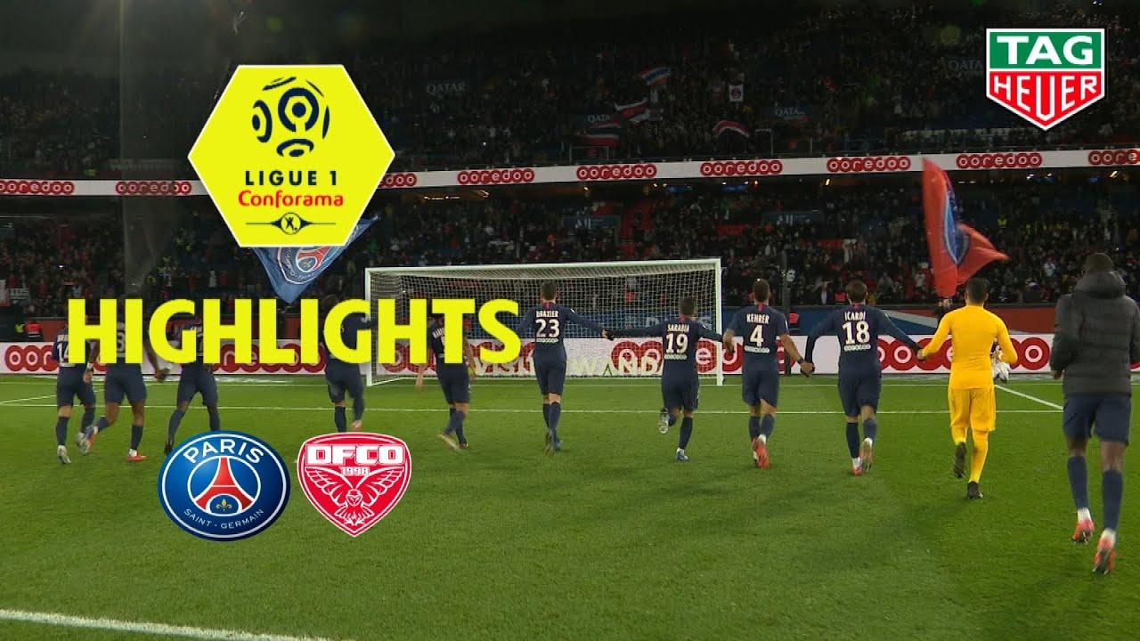 Download Paris Saint-Germain - Dijon FCO ( 4-0 ) - Highlights - (PARIS - DFCO) / 2019-20